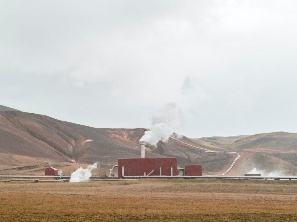 geothermal fiber optics electricity